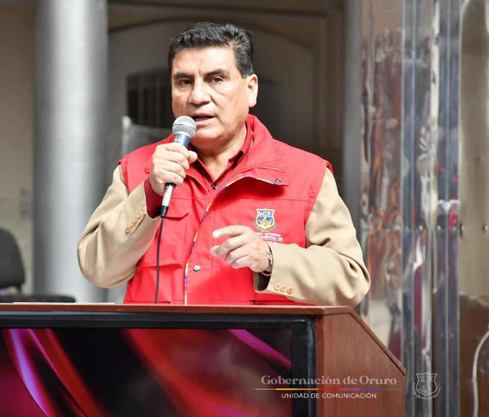 La gobernación de Oruro realizó diversas gestiones, envió y solicitó documentaciones a diferentes destinatarios