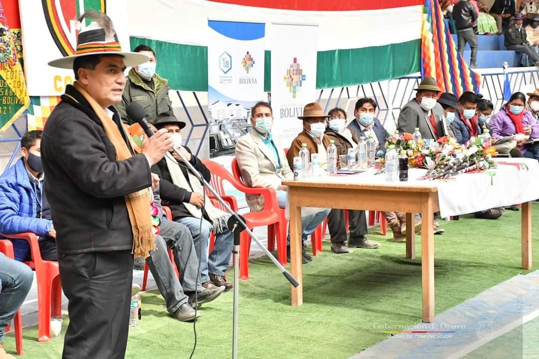 Extracción directa del Litio del salar de Coipasa reactivará   económicamente al Departamento