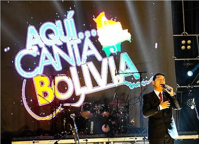 Con éxito se vivió el XXVIII festival de la canción boliviana ¡aquí… canta bolivia!